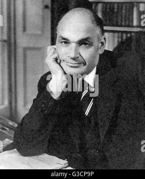 Sir Arthur Wynne Morgan Bryant, CH, CBE (18 February 1899  22 January 1985), English historian, columnist for the - Stock Photo