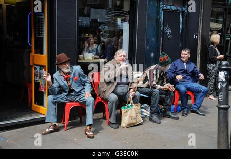 London's East End - Stock Photo