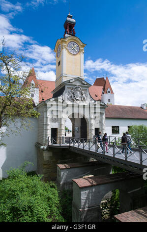 New castle, Ingolstadt, Bavaria, Germany - Stock Photo