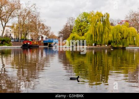 Little Venice, London - Stock Photo