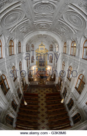 Germany, Bavaria, Munich, Residenz, old Residence of the Dukes of Bavaria, Hofkapelle (Court Chapel), Residence - Stock Photo
