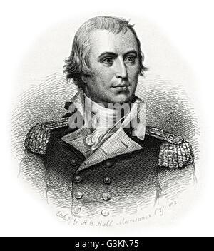 Nathaniel Greene, 1742 - 1786 - Stock Photo