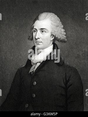 Tench Coxe, 1755 - 1824 - Stock Photo