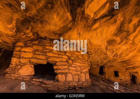 Bears Ears Blm >> House on Fire ruin on BLM land in South Fork of Mule Canyon in Stock Photo, Royalty Free Image ...