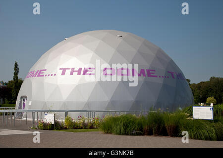 The Dome, Floriade 2012, Horticultural World Expo, Venlo, Limburg, Netherlands, Europe - Stock Photo