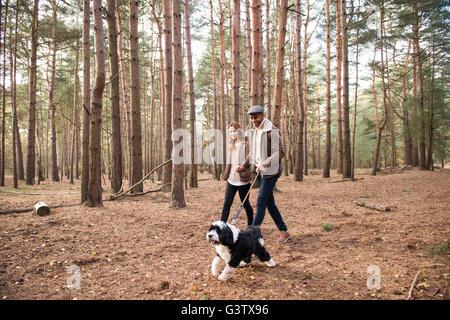 Dunwich Dog Walk