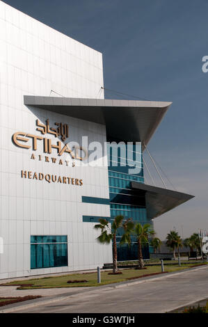 United arab emirates asia middle east arabia east uae dubai town city stock photo royalty free - Etihad airways office in abu dhabi ...
