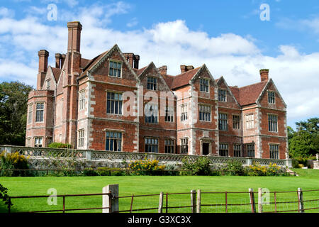 Breamore House, Near Fordingbridge, Hampshire, United Kingdom - Stock Photo