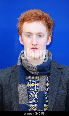 New Skins Cast - London - Stock Photo
