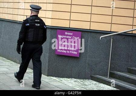 Joanna Yeates murder - Stock Photo