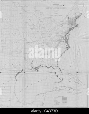 USA USCGS US Coastal Geodetic Survey Western Sheet - Us coast and geodetic survey maps