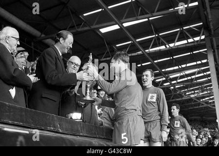 Soccer - FA Amateur Cup - Final - North Shields v Sutton United - Wembley - Stock Photo