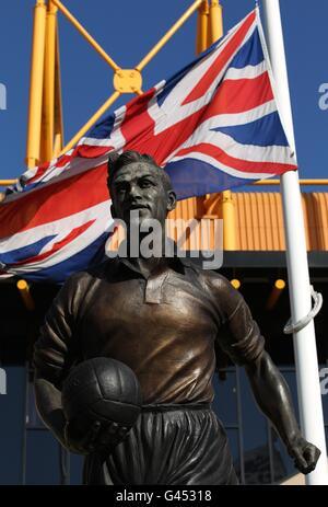 Soccer - Barclays Premier League - Wolverhampton Wanderers v Tottenham Hotspur - Molineux - Stock Photo