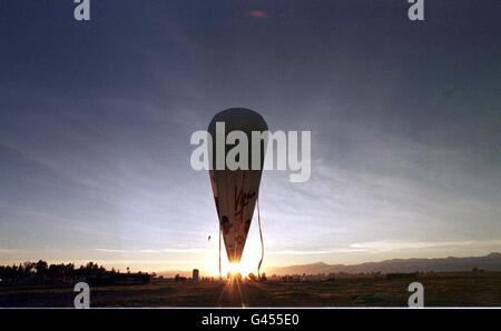 AIR Branson balloon