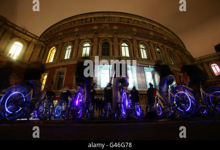 Earth Hour 2011 - Stock Photo