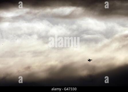 RAF Marham - Stock Photo