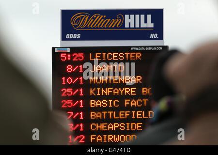 Horse Racing - Leicester Racecourse