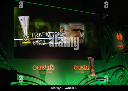 Soccer - UEFA Europa League Handover Ceremony - Royal Hospital Kilmainham - Stock Photo