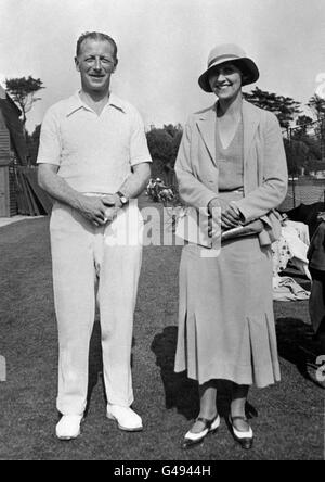 Sport - Max Woosnam - Stock Photo