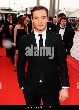 L'Oreal National Movie Awards - Arrivals - London - Stock Photo
