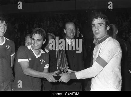 Soccer - The Prince Philip Cup - Chelsea v Italy Under 23 - Stamford Bridge, London - Stock Photo
