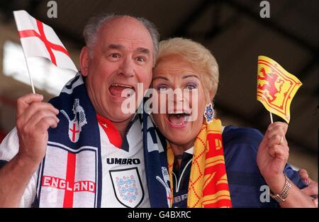 EASTENDERS World Cup 2 - Stock Photo
