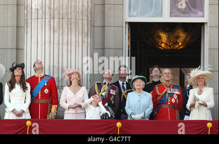Trooping the Colour - Stock Photo