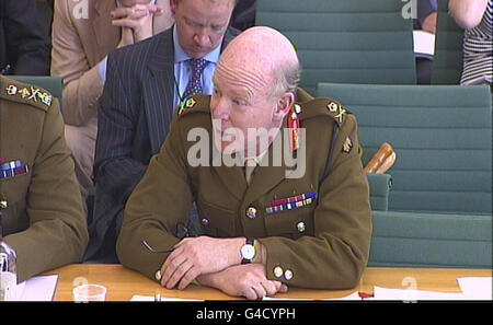 Commons Defence Committee - Stock Photo