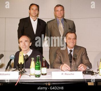 Berger/BMW appointment - Stock Photo