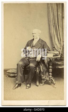 John Venn 1802 1890 Evangelical Christian Minister And Vicar Of