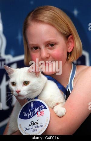 AWARDS Arthur's cat - Stock Photo