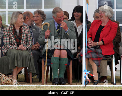 Mey Highland Games - Stock Photo