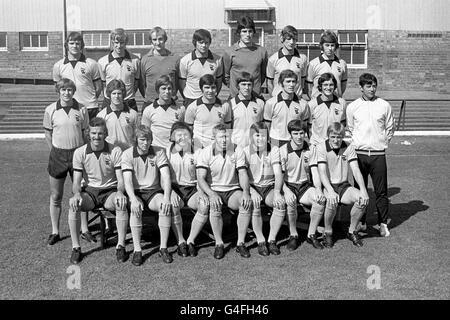 Soccer - Wolverhampton Wanderers Photocall - Molineux - Stock Photo