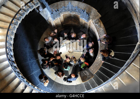 Perspectives by John Pawson - Stock Photo