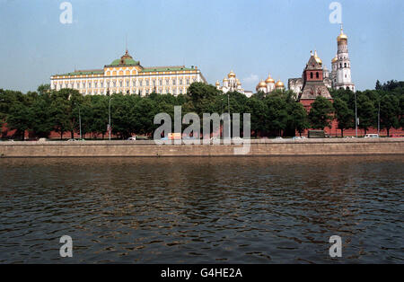 RUSSIAN KREMLIN - Stock Photo