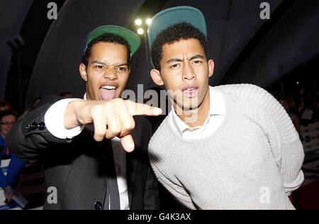 Mobo Awards 2011 - Glasgow - Stock Photo