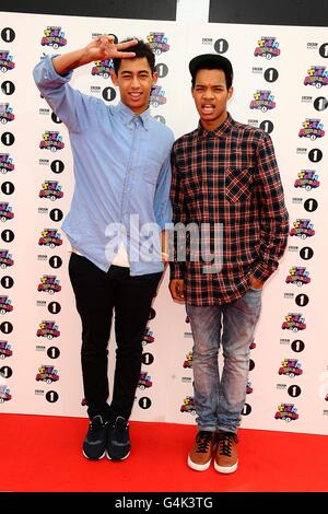 BBC Radio 1's Teen Awards - London - Stock Photo