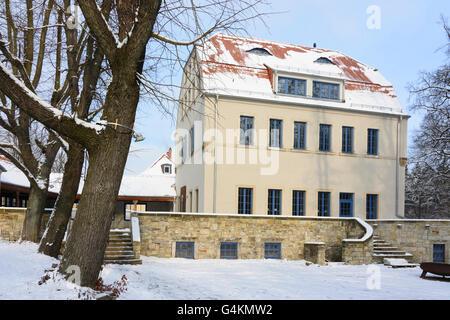 Garden City of Hellerau, Dresden, Saxony, Germany, Europe Stock ...
