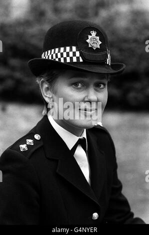 Juliet Bravo - Stock Photo