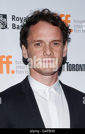 Toronto, Ontario, Canada. 10th Sep, 2015. 19 June 2016 - Los Angeles, California - Star Trek Actor Anton Yelchin Killed at 27 in Freak Car Accident. Yelchin was due to meet friends for a rehearsal. After not hearing from him for hours, his friends went to his home in Studio City at 1 a.m. and found Yelchin pinned between his car and a brick wall. His driveway is on an incline and his car was found still running and in neutral. File Photo: 10 September 2015 - Toronto, Ontario, Canada - Anton Yelchin. 2015 Toronto International Film Festival - ''Green Room'' And ''The Chickening'' Premiere