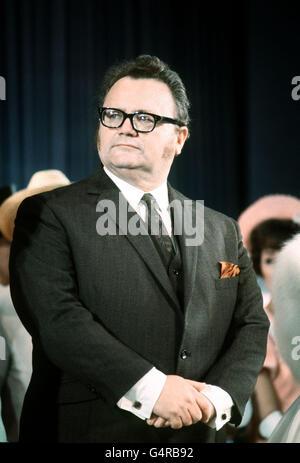 Harry Secombe/ Royal variety - Stock Photo