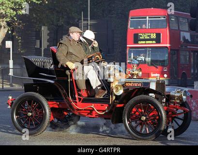 London to Brighton 3. - Stock Photo