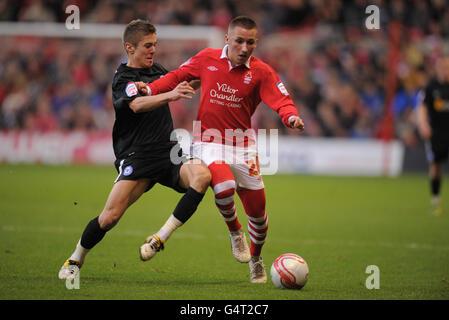 Soccer - npower Football League Championship - Nottingham Forest v Peterborough - City Ground - Stock Photo
