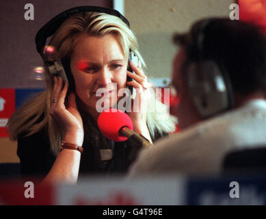 Courts/Glitter/Radio 2 - Stock Photo