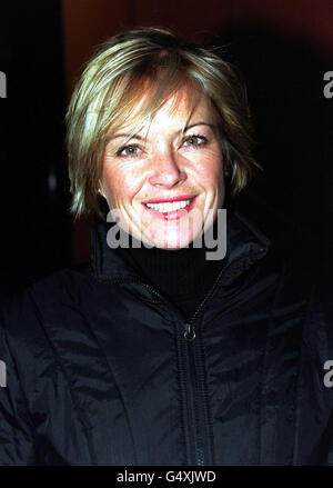 'Affair' Premiere Frostrup - Stock Photo