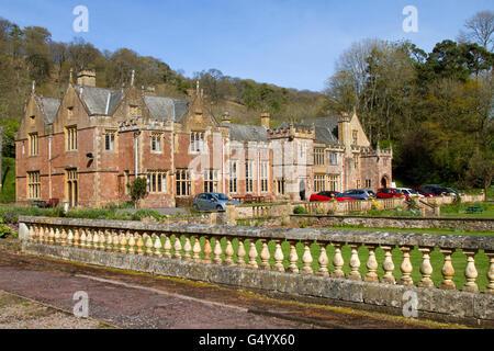 Halsway Manor, Somerset - Stock Photo