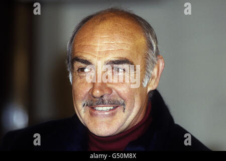Sean Connery Name of the Rose - Stock Photo