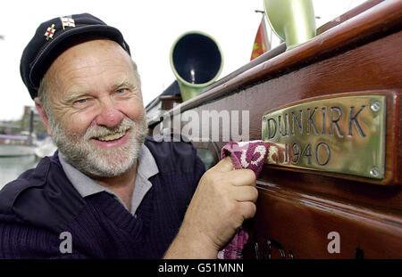 Dunkirk Ian Pearson - Stock Photo