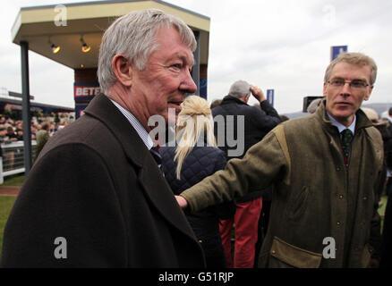 Horse Racing - 2012 Cheltenham Festival - Day Four - Cheltenham Racecourse - Stock Photo