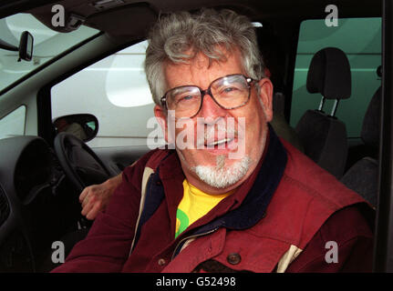 Glastonbury 2000 Rolf Harris - Stock Photo